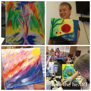 Healing Through Art- Santa Clarita