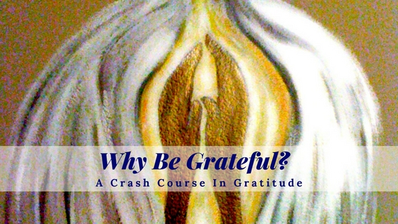 Why Be Grateful? A Crash Course In Gratitude